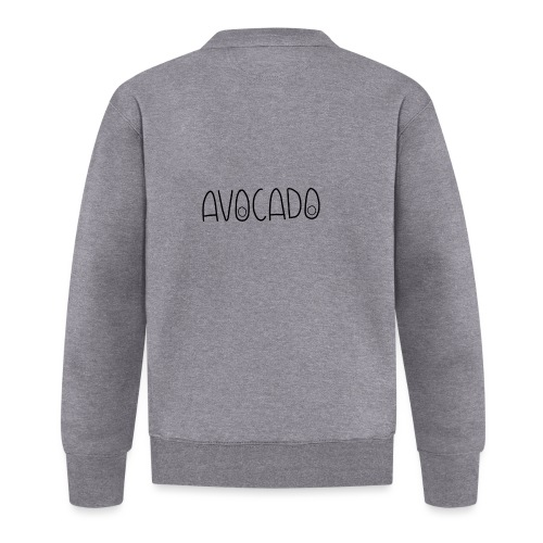 Avocado - Baseball Jacke