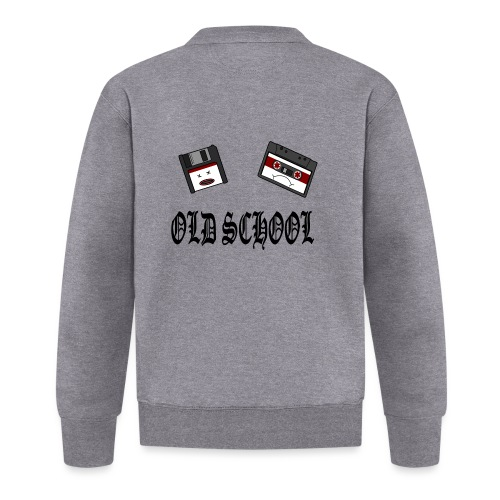 Old School Design - Baseball Jacke