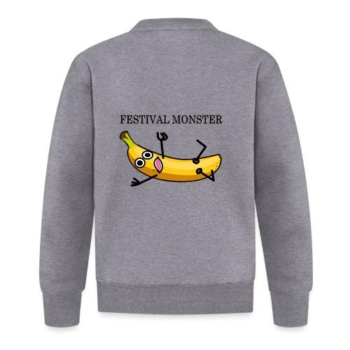 Festival Banane - Baseball Jacke