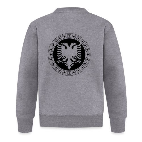 Albanien Schweiz Shirt - Baseball Jacke