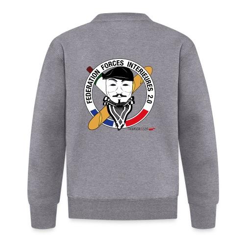FFi Anonymous - Veste zippée