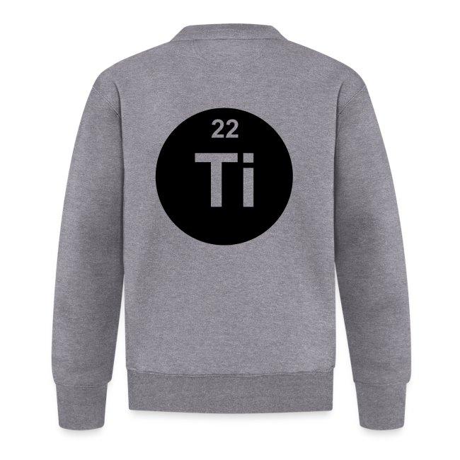 Titanium (Ti) (element 22)
