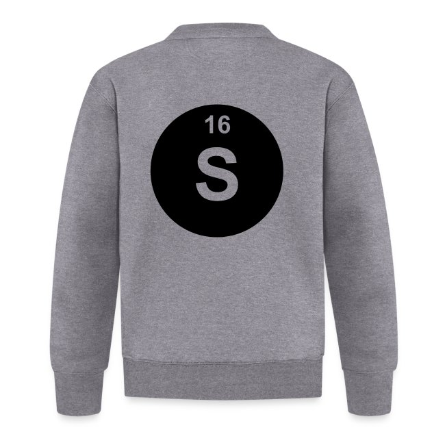 Sulfur (S) (element 16)
