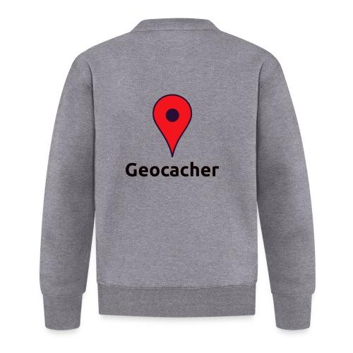 Geocacher - Baseball Jacke