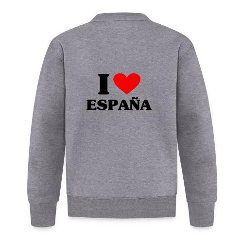 I love Espana - Baseball Jacke