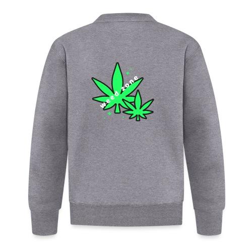 420 weed zone - Veste zippée Unisexe