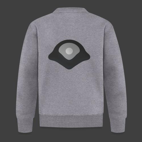 White point - Unisex Baseball Jacket
