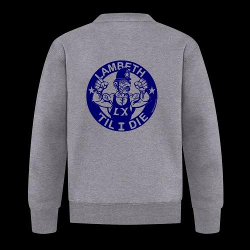 LAMBETH - NAVY BLUE - Baseball Jacket