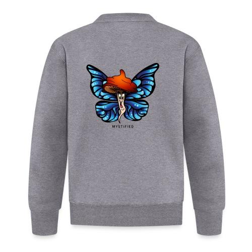 Mystified Butterfly - Baseballjack