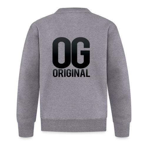 OG as original - Unisex Baseball Jacket