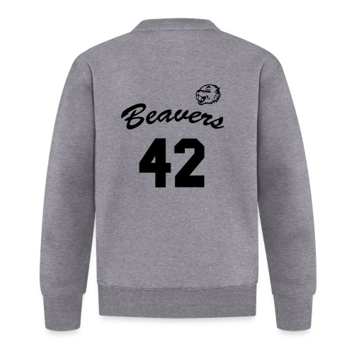 Beavers front - Unisex  baseballjack