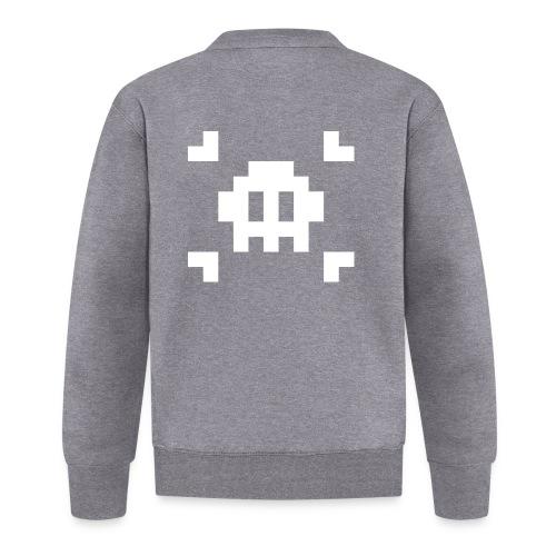 Mug Pixel Skull - Veste zippée Unisexe