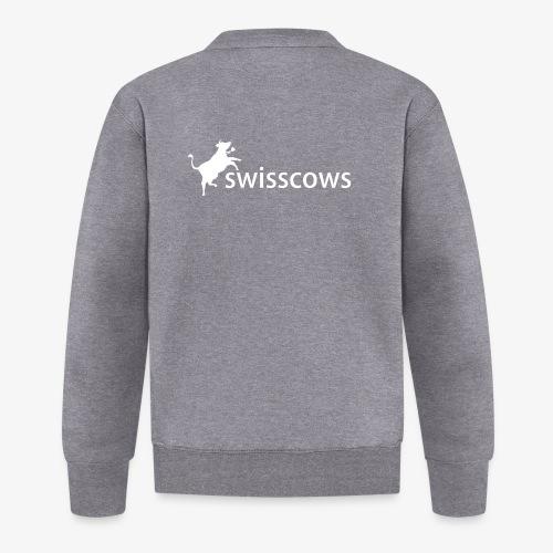 Swisscows - Logo - Baseball Jacke