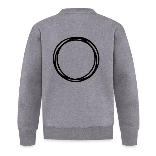 Circles and circles - Baseball Jacket