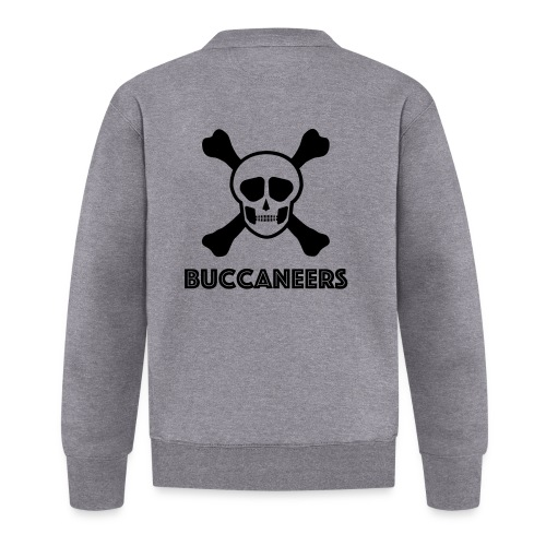 Buccs1 - Unisex Baseball Jacket