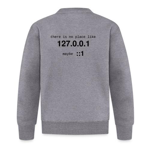 127-0-0-1-::1 - Veste zippée