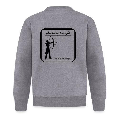 Archery tonight - Baseball-takki