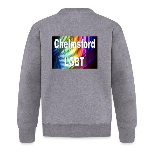 Chelmsford LGBT - Baseball Jacket