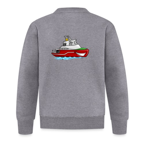 Boaty McBoatface - Unisex Baseball Jacket