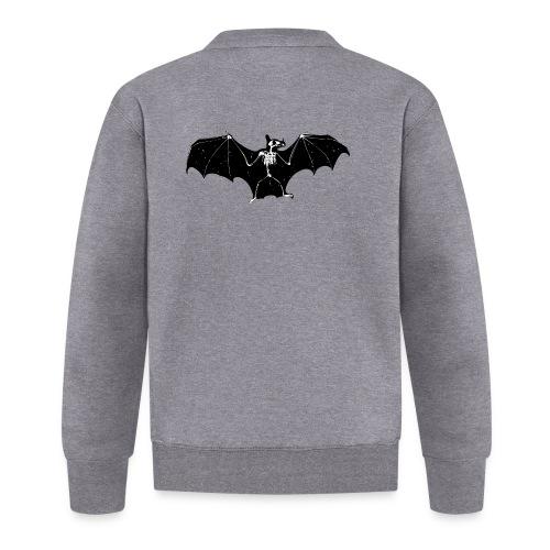 Bat skeleton #1 - Baseball Jacket