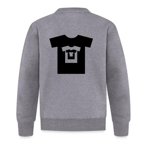 t-shirt récursif - Veste zippée Unisexe