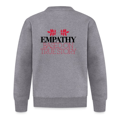 empathy story - Kurtka bejsbolowa