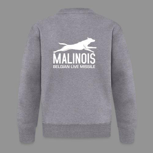 Belgian shepherd Malinois - Baseball Jacket