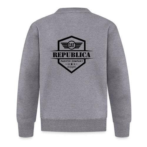 REPUBLICA CATALANA ELEGANT - Chaqueta de béisbol