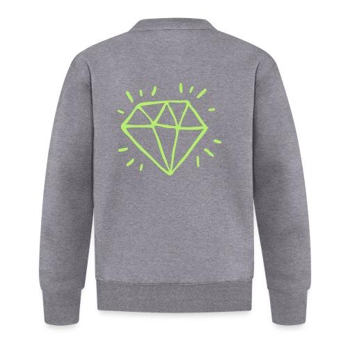 diamant - Veste zippée Unisexe