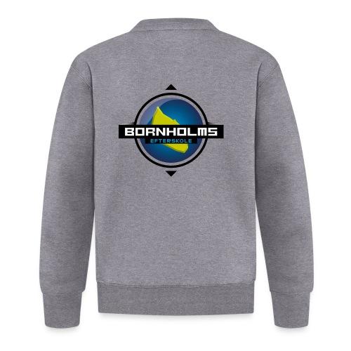 BORNHOLMS_EFTERSKOLE - Unisex baseballjakke