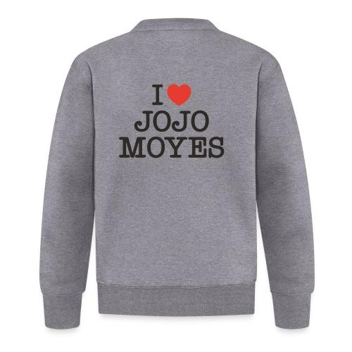 I LOVE JOJO MOYES - Baseballjakke