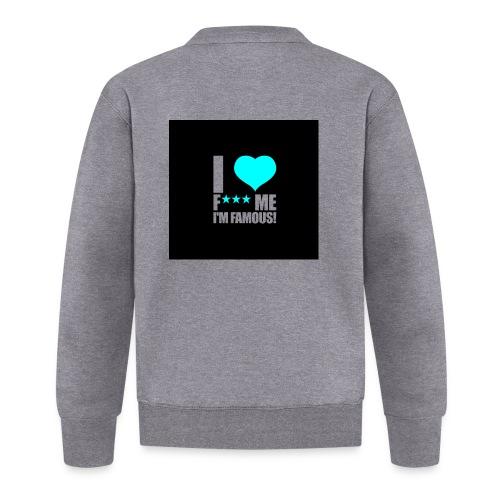 I Love FMIF Badge - Veste zippée