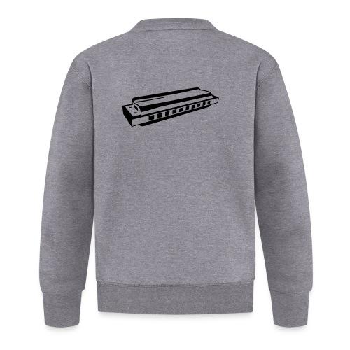 Harmonica - Unisex Baseball Jacket
