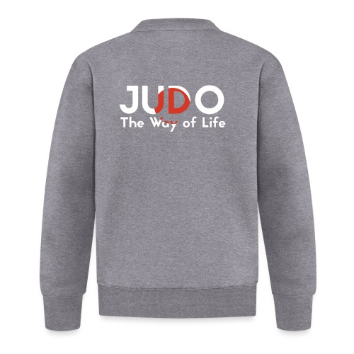 judo the way of life - Kurtka bejsbolowa