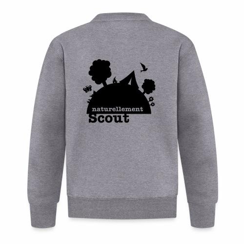 Naturellement Scout - Veste zippée