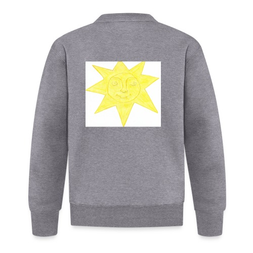 le soleil, il sole, the sun - Baseball Jacke