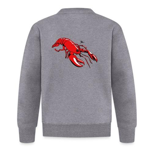 Lobster - Unisex Baseball Jacket
