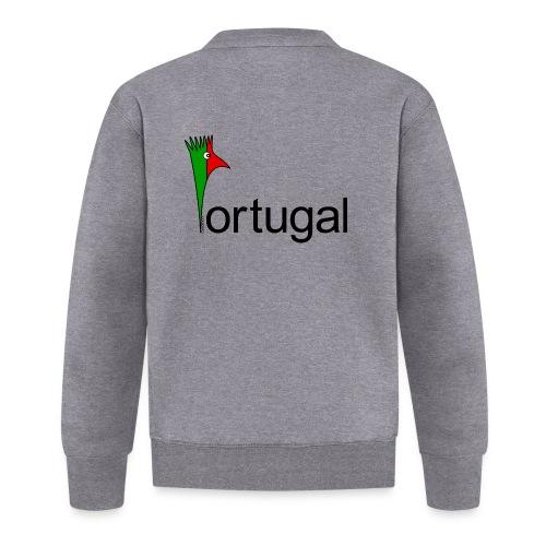 Galoloco - Portugal - Unisex Baseball Jacke