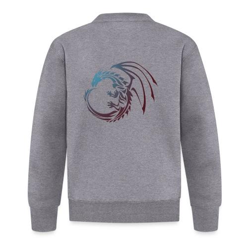 color Dragon - Baseball Jacket