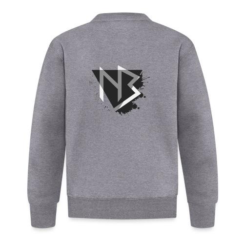 T-shirt NiKyBoX - Felpa da baseball unisex
