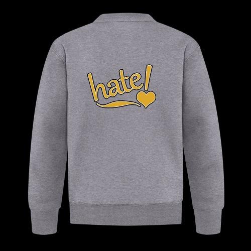 hate ! - Veste zippée Unisexe
