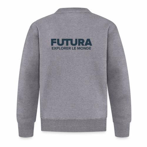 Futura Explorer le monde - Veste zippée Unisexe