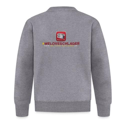 WeLoveSchlager de - Unisex Baseball Jacke