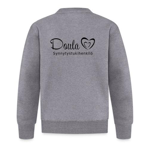 doula sydämet synnytystukihenkilö - Unisex baseball-takki