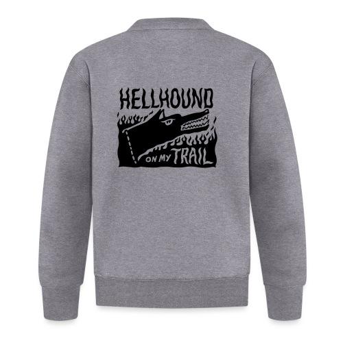 Hellhound on my trail - Unisex Baseball Jacket