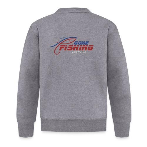 GONE-FISHING (2022) DEEPSEA/LAKE BOAT COLLECTION - Unisex Baseball Jacket