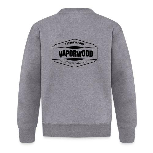 VaporwoodLogo - Baseball Jacke