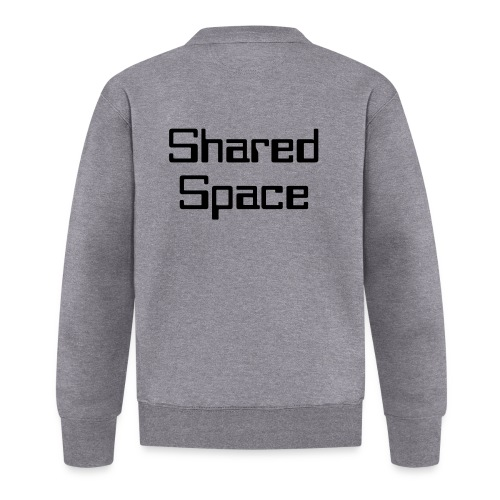 Shared Space - Baseball Jacke