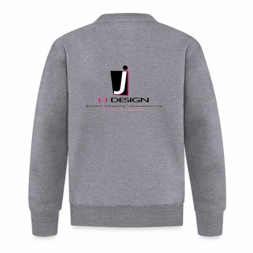 LOGO_J-J_DESIGN_FULL_for_ - Unisex baseballjakke