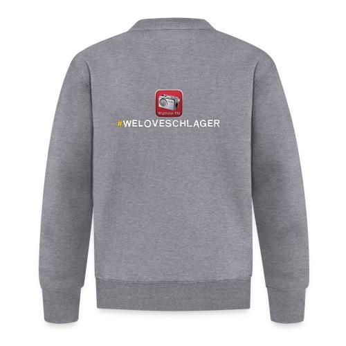WeLoveSchlager 1 - Unisex Baseball Jacke
